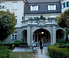 former Krecke hospital
