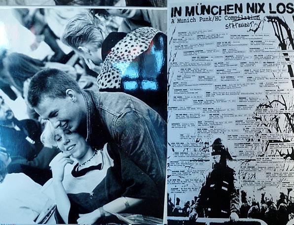 Punk in Munich: Thomas Bröse