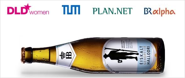 DLD Women, TUM, Bayerischen Fernsehen, Plan Net, Hofbräu