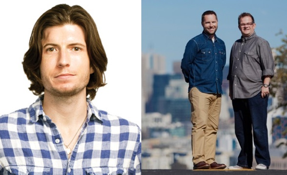Budd Caddell, Neil Robinson, Gareth Kay