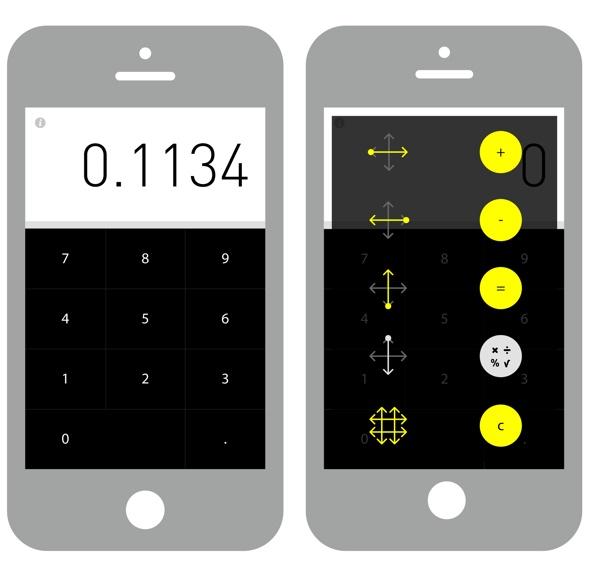 Theoretische Einfachheit (links) führt zu…