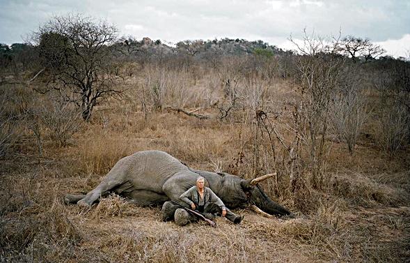 Botswana. Foto: David Chancellor.