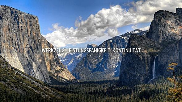 WERKZEUG, LEISTUNGSFÄHIGKEIT, KONTINUITÄT Bildquelle: tourists360.com
