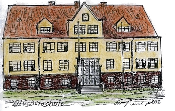 Deutsch Eylauer Blücherschule (G. Templin)
