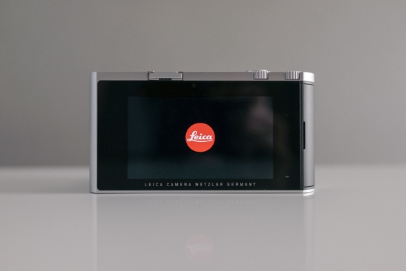 Leica T. Photo by Andrew Kim