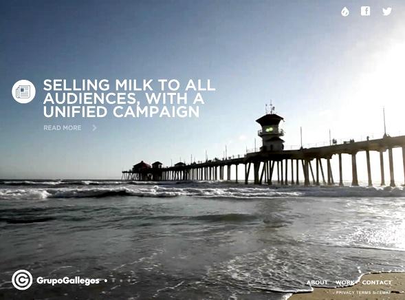 Mit einer unifizierten Kampagne Milch dem ganzen Publikum verkaufen