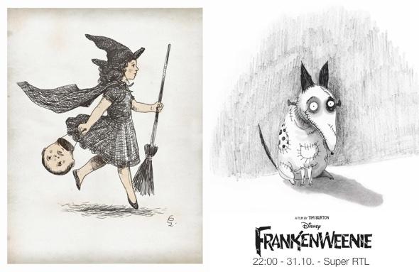 Gerard DuBois und Frankenweenie