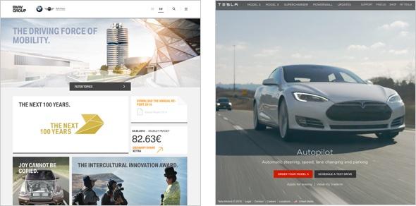 BMWGoup.com - Teslamotors.com