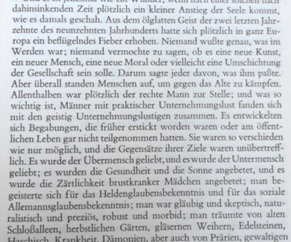 Der Mann ohne Eigenschaften - Erstes Buch - Robert Musil ©Rowohlt Verlag