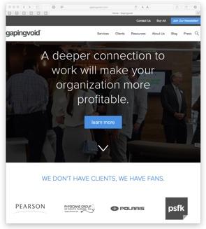 gapingvoid.com