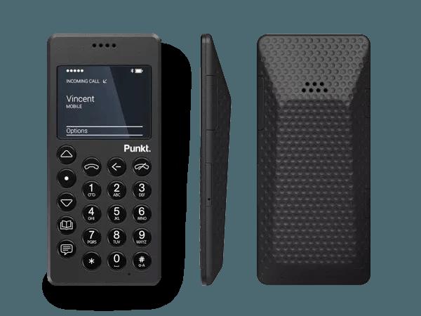 Das nicht-smarte MP01 Mobiltelefon