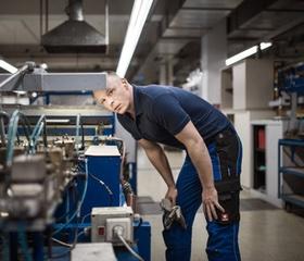 Harry's Klingenfabrik in Eisfeld zwischen Frankfurt u. München.
