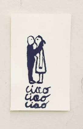 ciau (Cartoline d'amore @EnricoPantani)
