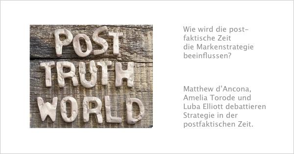 IPA Discussion Postfaktische Welt
