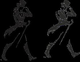 Jane Walker™ & Johnny Walker™. Keep walking.