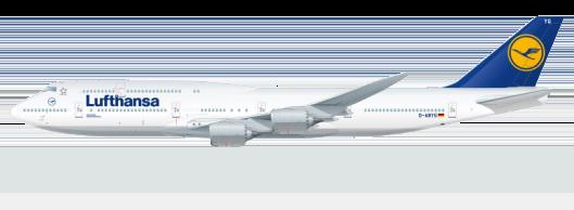 Lufthansa livery before