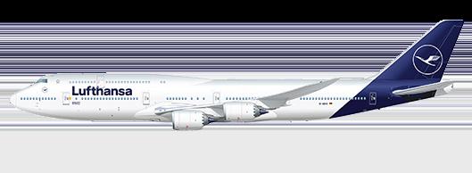 Lufthansa livery after