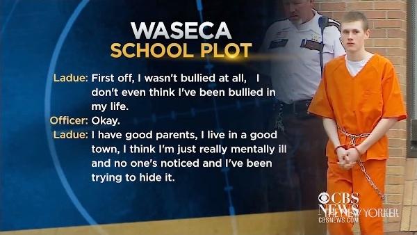 Waseca School Plot (John LaDue)