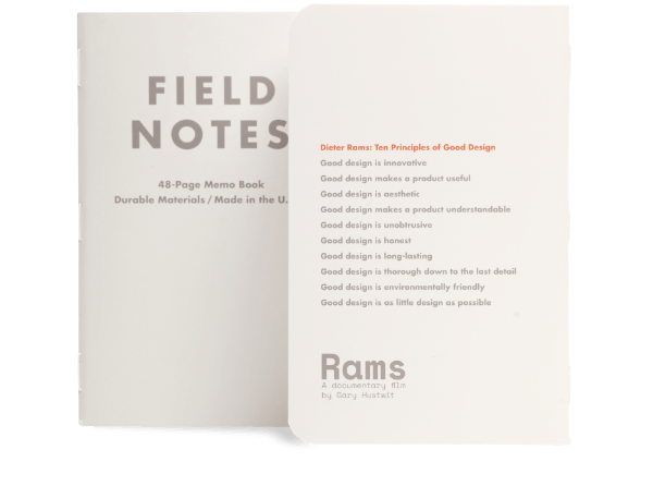 Rams Field Notes