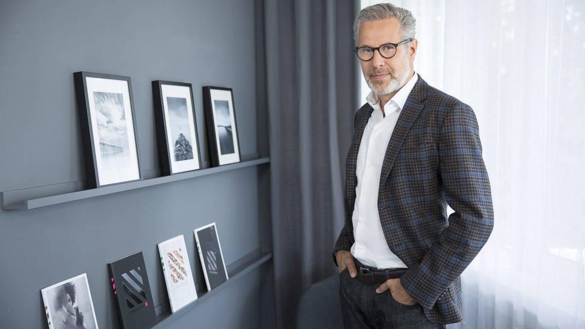 Ruber Iglesias, CEO of McCann Worldgroup